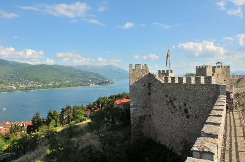 Samuil's Fortress Ohrid
