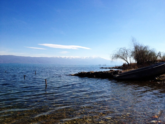 Lake Ohrid - source of holiday ideas