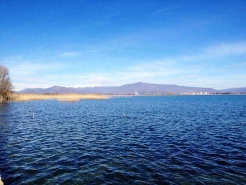 Camping Rino at Lake Ohrid